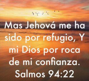 Salmo 94:22