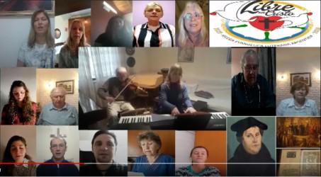 Coro Virtual Iglesia Evangélica Luterana