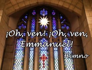 Oh ven oh ven Emmanuel