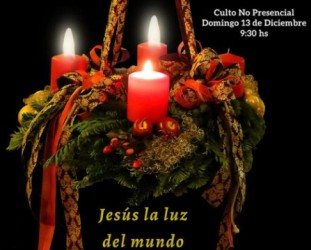 culto del 13/12/20 - Adviento